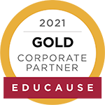 2021 Gold Corporate Partner icon