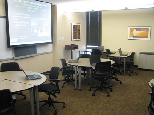 An Example of a Multi-purpose Learning Space