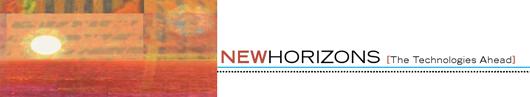 New Horizons [The Technologies Ahead]