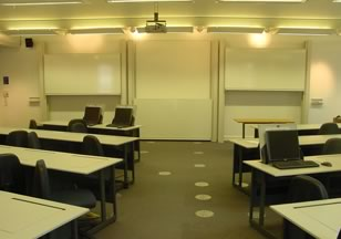 Figure 6. Room 2001, a Computer-Enhanced General Classroom