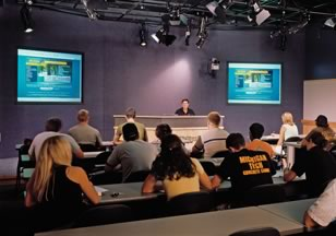 Figure 5. CILIT Distance Education Classroom