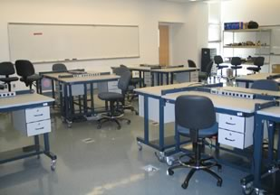Figure 4. Reconfigurable Project Lab