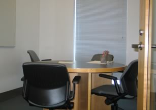 Figure 8. Comfortable Group Work/Meeting Space in the Library/Knowledge Lab