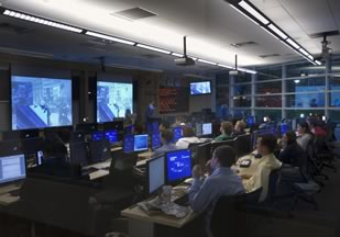 Figure 3. The Trading Room