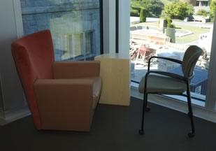 Figure 2. Comfortable, Portable Furniture