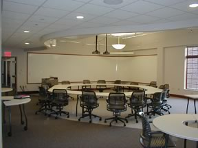 Figure 3. Whiteboards in a Studio Setting