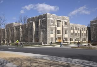Figure 6. Torgersen Hall