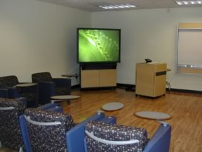 Flexible Furniture in Emory University Classrooms