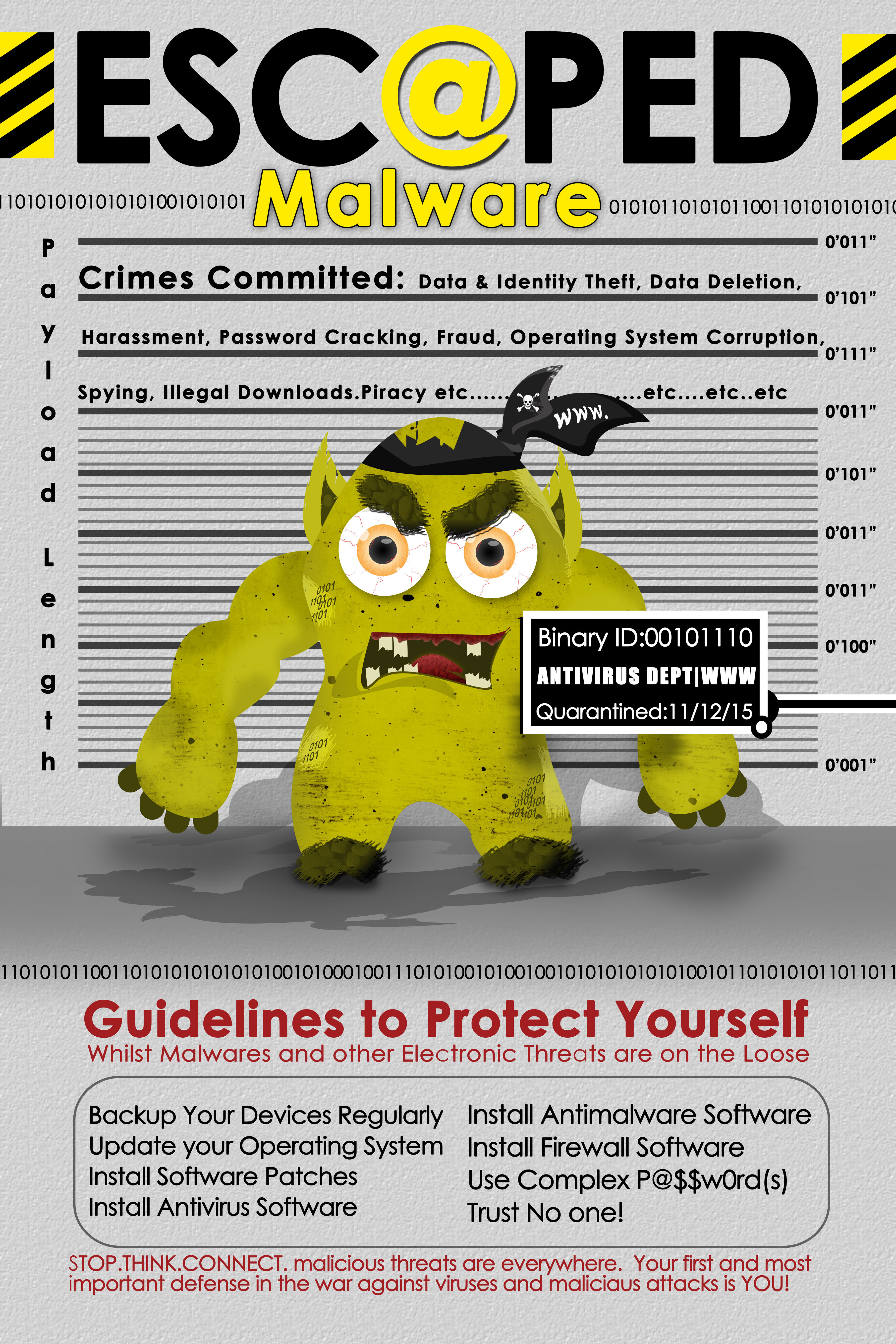 October Information Security Is Everyones Responsibility Educause Data Get The Word Out