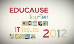 Top Ten IT Issues Infographic