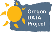 Oregon Data Project logo