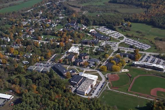 Photo of campus