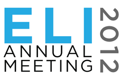 ELI 2012 Annual Meeting Logo