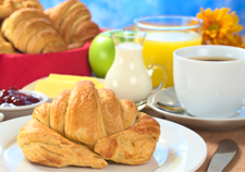 Continental Breakfast Image